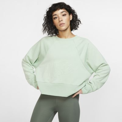 Nike Dri-FIT Get Fit Women's Fleece Training Crew