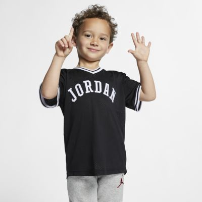 Φανέλα Jordan Jumpman Air για μικρά παιδιά