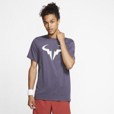 ikeCourt Dri-FIT Rafa-tennis-T-shirt med grafik til mænd