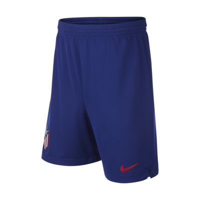 Atlético de Madrid 2019/20 Stadium Home/Away Older Kids' Football Shorts