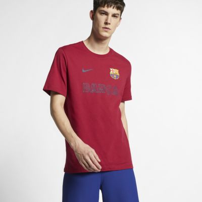 Playera para hombre Nike FC Barcelona