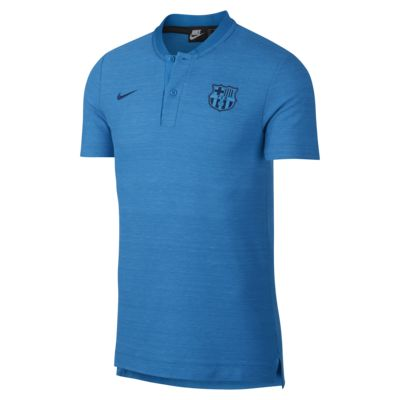 Мужская рубашка-поло FC Barcelona Authentic Grand Slam