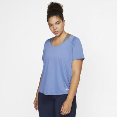 Nike 10K (Plus Size) Women's Short Sleeve Running Top