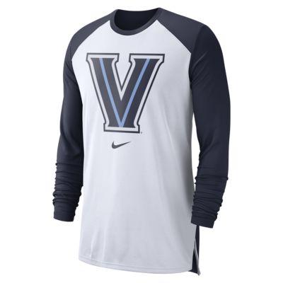 Nike College Breathe (Villanova) Men's Long-Sleeve Top