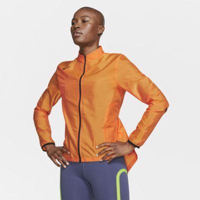 Nike Hardloopjack met ritssluiting voor dames