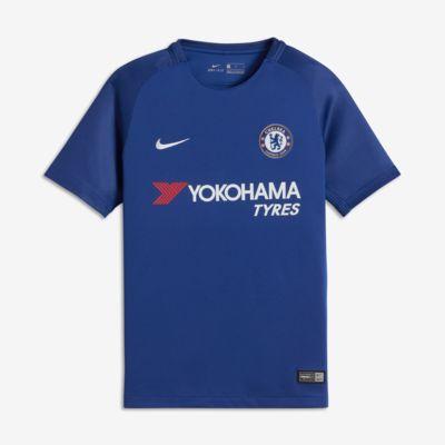 Купить Футбольное джерси для школьников 2017/18 Chelsea FC Stadium Home