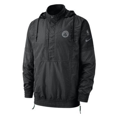 Boston Celtics Nike Courtside Men's Hooded NBA Jacket