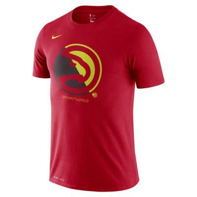 Мужская футболка НБА Atlanta Hawks Nike Dri-FIT