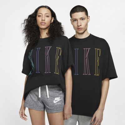 Nike lockeres Kurzarm-T-Shirt