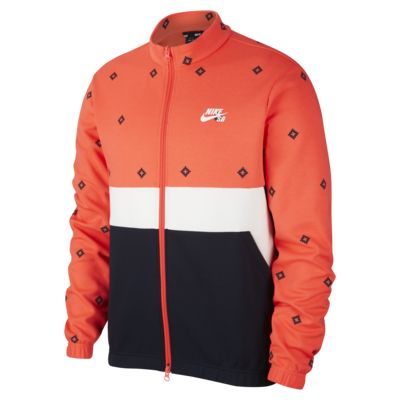 Nike SB Dri FIT Skate Track Jacket mit Print für Herren