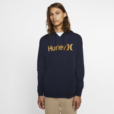 Hoodie pullover Hurley Surf Check One And Only para homem