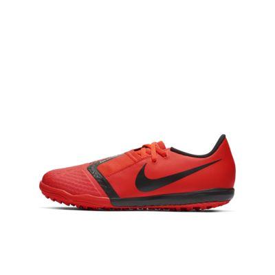 Ποδοσφαιρικό παπούτσι για χλοοτάπητα Nike Jr. Phantom Venom Academy TF για μικρά/μεγάλα παιδιά