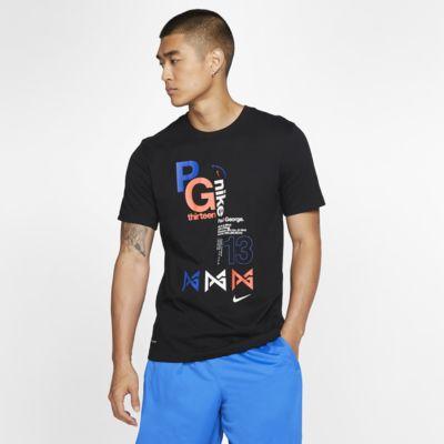 เสื้อยืดบาสเก็ตบอลผู้ชาย Nike Dri-FIT PG