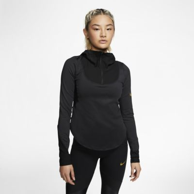 Nike 女子长袖跑步上衣
