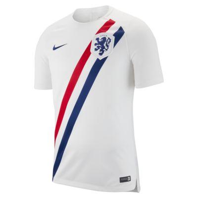 Niederlande Dri-FIT Squad Herren-Fußballoberteil