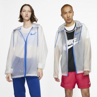 Nike Translucent男/女夹克