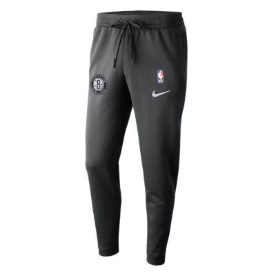 Brooklyn Nets Nike Therma Flex Showtime Men's NBA Pants