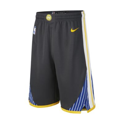 Golden State Warriors Statement Edition Swingman Nike NBA-kindershorts