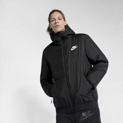 Nike Sportswear-jakke med hætte og syntetisk fyld til mænd