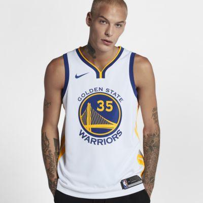 Купить Мужское джерси Nike НБА Kevin Durant Association Edition Swingman (Golden State Warriors) с технологией NikeConnect
