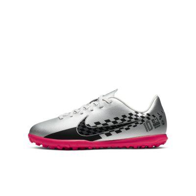 Nike Jr. Mercurial Vapor 13 Club Neymar Jr. TF 兒童人工草地足球鞋