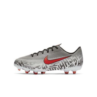 Футбольные бутсы для игры на разных покрытиях для дошкольников/школьников Nike Jr. Mercurial Vapor XII Academy Neymar Jr