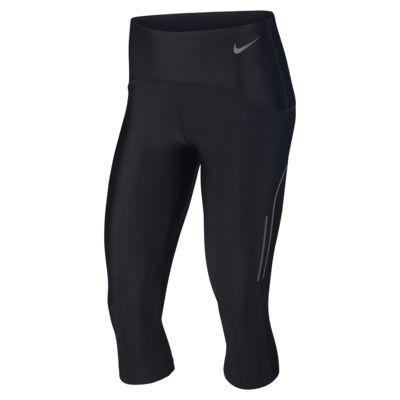 Γυναικείο κάπρι για τρέξιμο Nike Speed