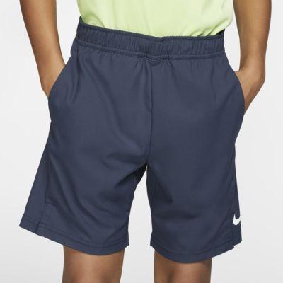 Σορτς τένις NikeCourt Dri-FIT για μεγάλα αγόρια