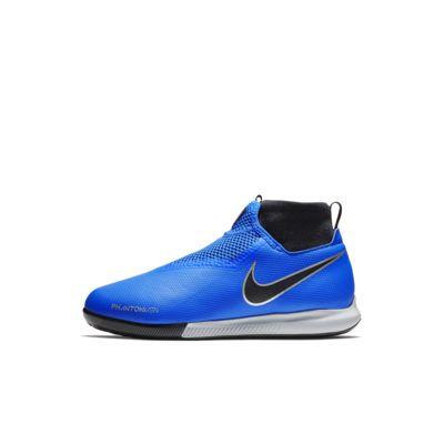 Nike Jr. PhantomVSN Academy Dynamic Fit IC Botas de fútbol sala ... b367a0215c26d