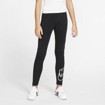 Nike Sportswear Older Kids' (Girls') Leggings