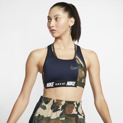 Nike x Sacai Hybrid女子运动内衣