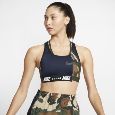 Dámská hybridní podprsenka Nike x Sacai