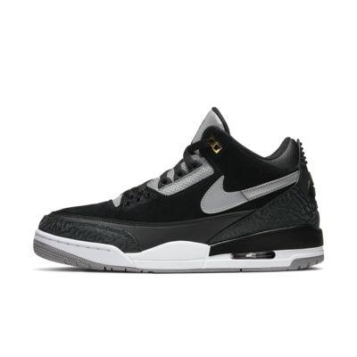 Air Jordan 3 Retro Tinker Men's Shoe
