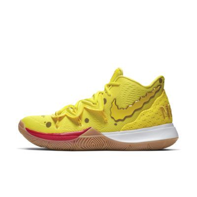 Kyrie 5 'SpongeBob SquarePants' Basketball Shoe