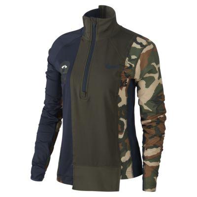 Nike x Sacai 女款半拉鍊式跑步外套