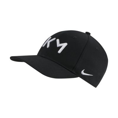 Nike Legacy91 Kylian Mbappé Fußball-Cap für ältere Kinder
