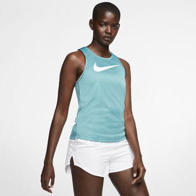 Nike Swoosh-løbetanktop til kvinder