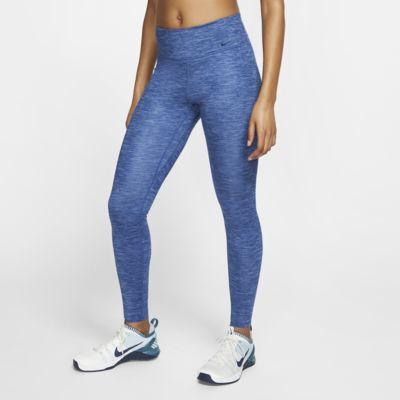 Melerade tights Nike One Luxe för kvinnor