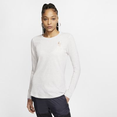 FFF Women's Long-Sleeve Football T-Shirt