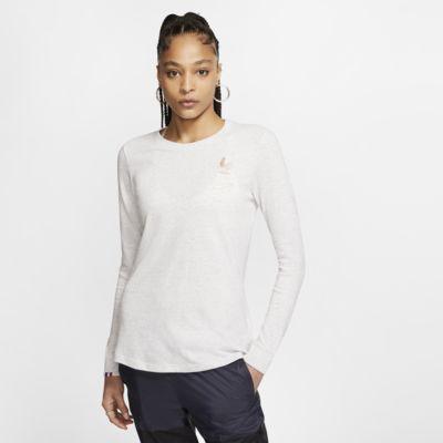 FFF Uzun Kollu Kadın Futbol Tişörtü