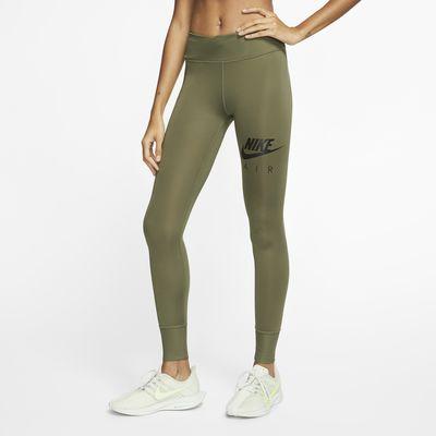 Женские слегка укороченные тайтсы для бега Nike Fast