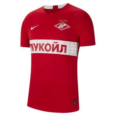 Spartak Moscow 2019/20 Stadium Home Herren-Fußballtrikot