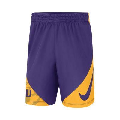 Nike College Dri-FIT (LSU) Men's Shorts