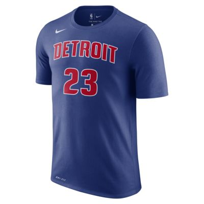 Blake Griffin Detroit Pistons Nike Dri-FIT Men's NBA T-Shirt
