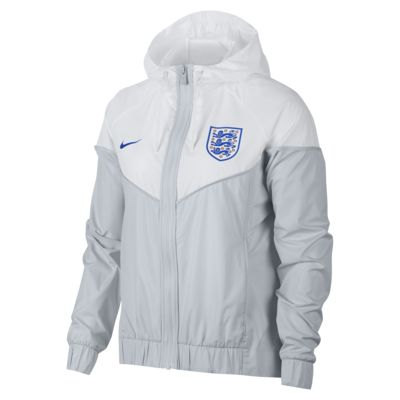 England Windrunner Women's Jacket