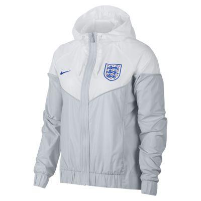 England Windrunner Women's Jacket