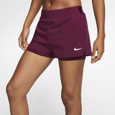 Shorts da tennis NikeCourt Flex - Donna