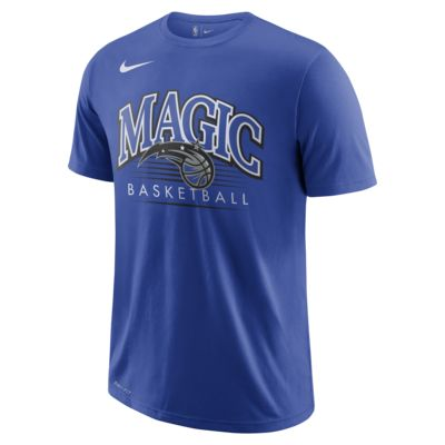Orlando Magic Nike Dri-FIT NBA-s férfipóló