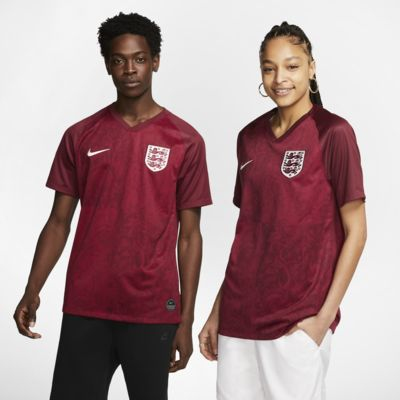 Camiseta de fútbol de visitante Stadium de Inglaterra 2019