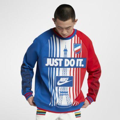Nike Sportswear 男子圆领上衣